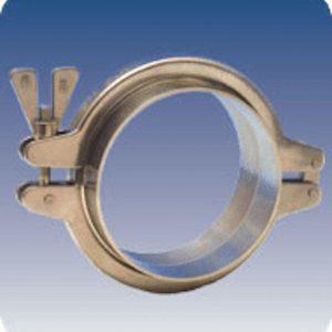 Sanitary Clamp, Series SH Type I